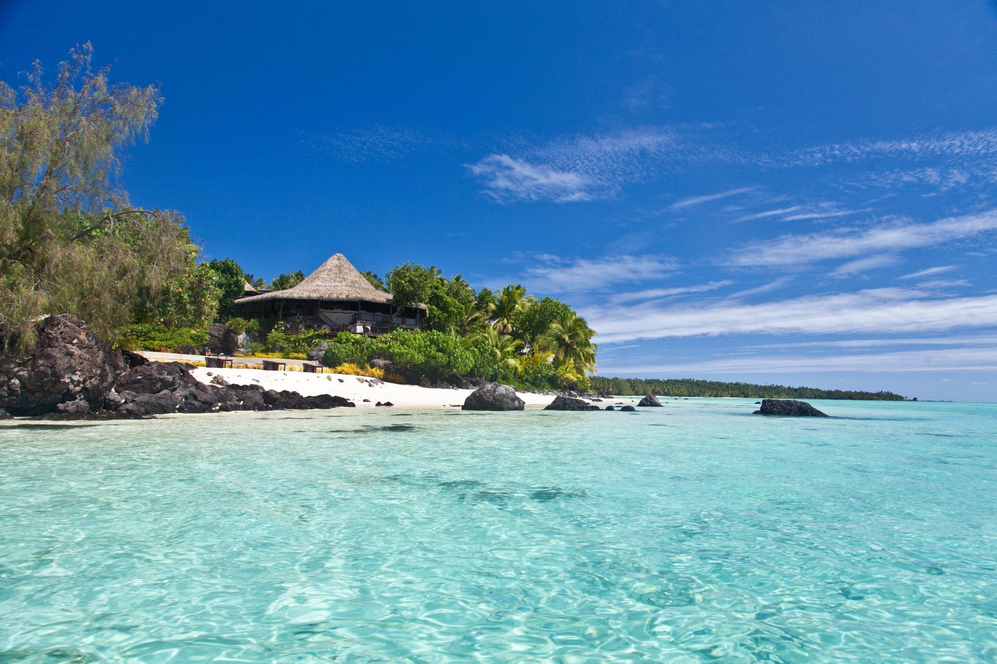 Honeymoon Resorts Cook Islands